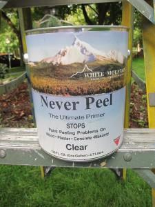 Never Peel Primer