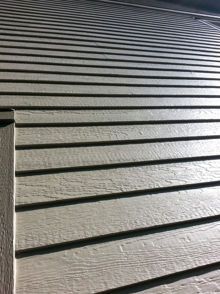 Fixed LP Siding